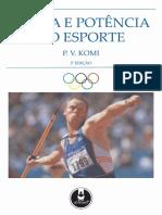 Força e Potência No Esporte - 2ª Edição 2006