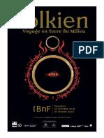 Exposition Tolkien - BNF Paris