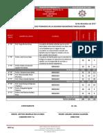 Calendario de Regularizacion de e.e.r.