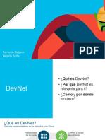 Spanish Open Session - DevNet.ppt