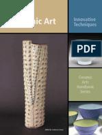 Ceramic Art_ Innovative Techniq - Anderson Turner