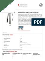 Engrasadora Manual 12632 125