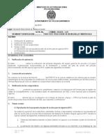 Nuevo Modelo Acta 1ds-Ac-0001 02.08.2013