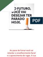 beneficio parar de fumar