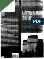 Novaro y Palermo - La dictadura militar