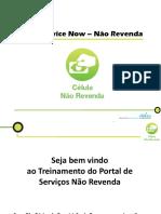 Manual de Treinamento - Portal ServiceNow - Cel Nao Revenda - Usuários