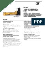 CAT 3516 1600 KW EMCP2 (1)