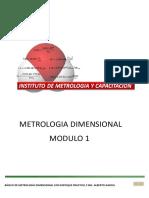 Metrologia Dimensional 1