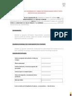 Anexo 3 Informe de Satisfaccion de Liquidacion - Formato