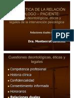 201910_Etica_relación psic_paciente_2_Rel_Duales  -  Modo de compatibilidad