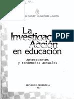 La investigacion accion en educacion antecedentes y tendencias actuales.pdf