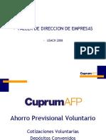 Las Ventajas Del Ahorro Previsional Voluntario