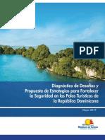 Diagnóstico de Desafíos Seguridad Turística República Dominicana