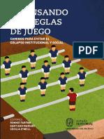 REPENSANDO LAS REGLAS DE JUEGO