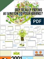 Brand Community Visual Story