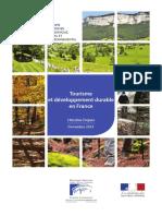 2014 23 Tourisme Developpement Durable