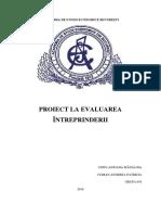 Raport de Evaluare Farmaceutica Remedia SA