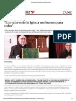 _Los Valores de La Iglesia Son Buenos Para Todos