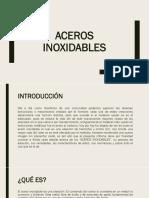 ACEROS-INOXIDABLES