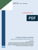 1. Informe Enero 2017 - Alfredo Morales Usaid Rga[1]