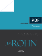 Complete Workbook - The NEW Jim Rohn One-Year Success Plan (1)