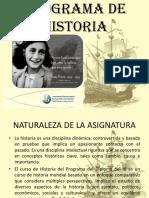 Presentacion de Historia Bi.