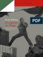 Ivan Klima - El espíritu de Praga