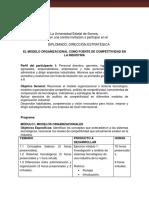 F08 DIPLOMADO EN DIRECCIÓN ESTRATÉGICA FORMATO UES 2019-2 8VO