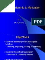 Topic 2-Leadership and Motiv