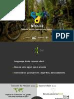 Pitch - Startup Trip Bike - Exemplo