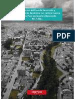 Alineacion Pdyot-plan Toda Una Vida Gad Cuenca 2018