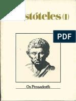 Aristóteles (I)