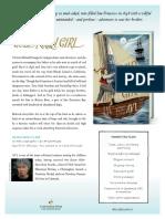 Gold Rush Girl by Avi Press Release