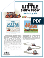 The Little Snowplow Wishes for Snow Activity Kit