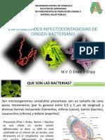 Clase 10 Enfermedades Infectocontagiosas de Origen Bacteriano