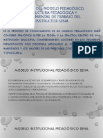 Impacto Del Modelo Pedagógico, Estructura Pedagógica y Herramientas De