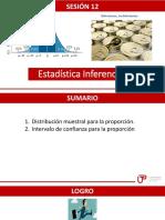 P Sem06 Ses12 Distribución Muestral Proporción..(Nuevo)