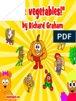 GENKI Picture Book Vegetables