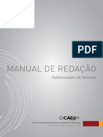 Comesc Manual Redacao