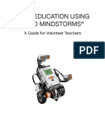 Stem Education Using Lego Mindstorms