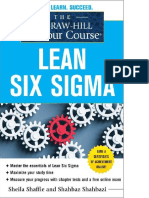 The Mcgraw-Hill 36 Hour Course. Lean Six Sigma - Shaffie