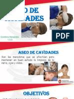 1.3.3 Cordova Alexander Aseo de Cavidades.enfermeria Basica