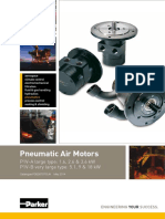 p1v a p1v b Pneumatic Air Motors Catalogue PDF