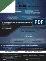 KaiBOX Pricing PDF (Flat)