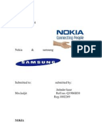 Segmentation of Nokia