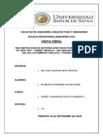 Informe de Pavimentos 2019
