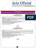 Decreto para licenciamento ambiental