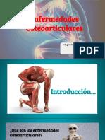Enfermedades osteoarticular
