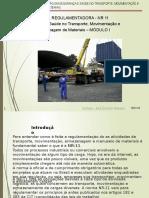 NR- 11 MOVIMENTAÇÃO DE CARGAS modulo I.pptx