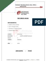 Recurso Del Agua (2) - UTP